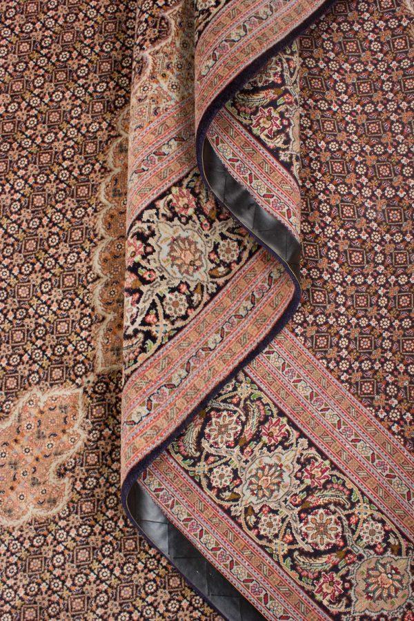 Tabriz tapijt 60 Raj met zijde 196x232 cm 6
