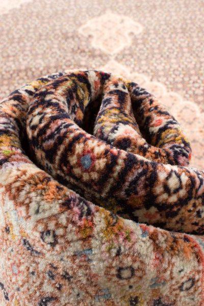 Tabriz tapijt 60 Raj met zijde 196x232 cm 7