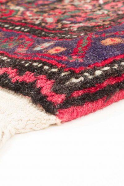 Vintage handgeknoopte Perzisch tapijt Senneh 74x98 cm 5